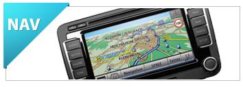 in car navi navigation